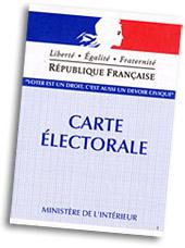 CarteElectorale